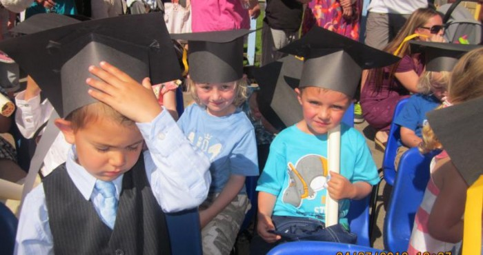 newquay-nursery graduation