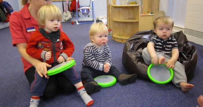 Music with esther at Newquay First Steps